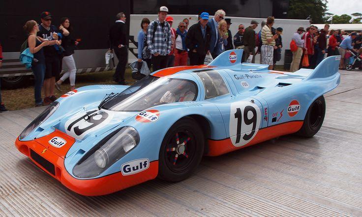https://flic.kr/p/oh87Xx | Porsche 917K, Goodwood, Festival of Speed 2014
