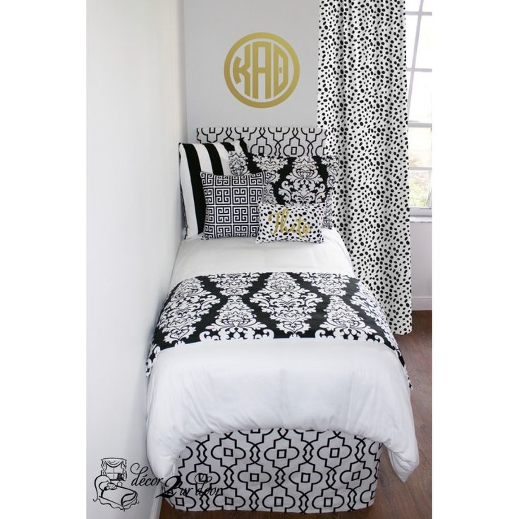 188 Best Sorority House Bedding And Decor Images On Pinterest | Girl Dorms,  Girl Dorm Rooms And Girls Bedding Sets