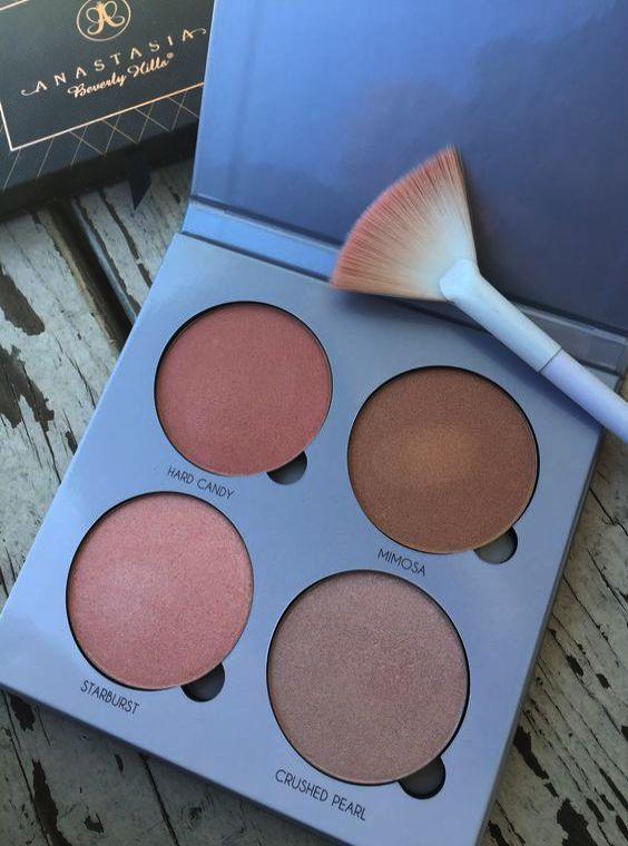 Make-up Pinsel Set Forever 21 es ist Augen Make-up Fan Pinsel außer Eyeshadow Brushe …   – Eye Shadow Brushes