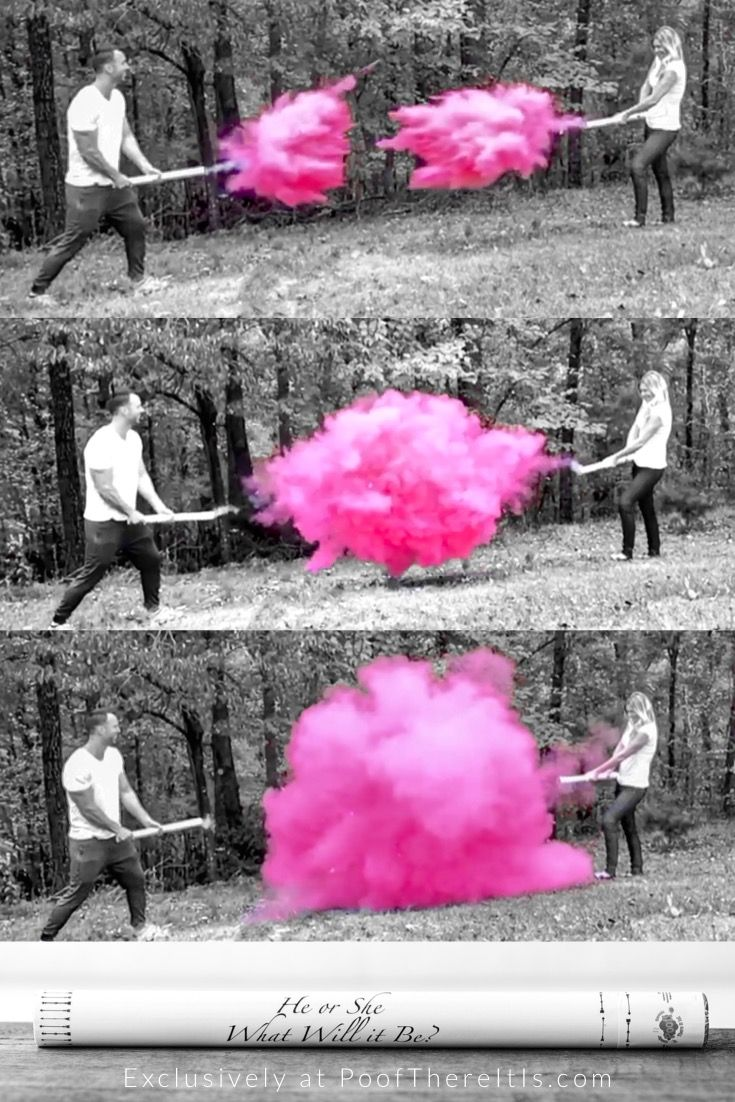 Smoke Powder Cannons For Gender Reveal It S A Girl Holi Powder Cannons In Pink By Tor Baby Gender Reveal Party Gender Reveal Photography Beach Gender Reveal