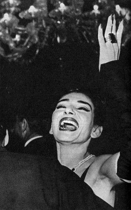 4 settembre 1957 Hotel Danieli Venezia serata organizzata da Elsa Maxwell in onore di Maria
