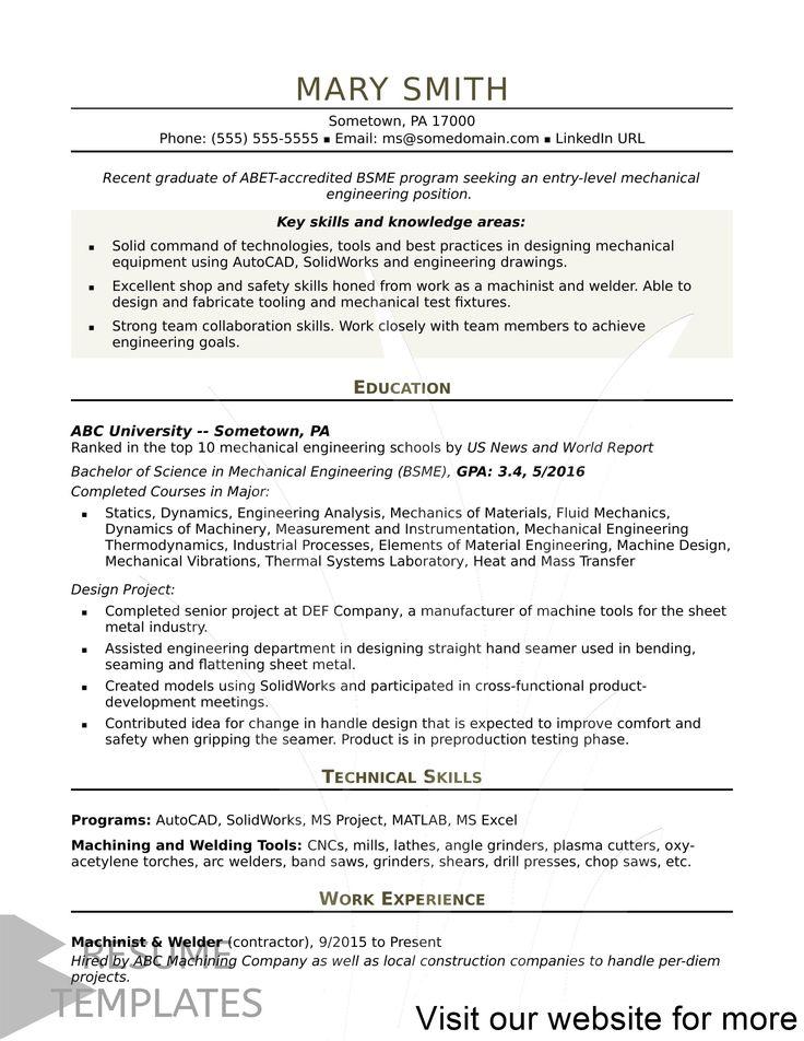 teacher resume examples in 2020  engineering resume