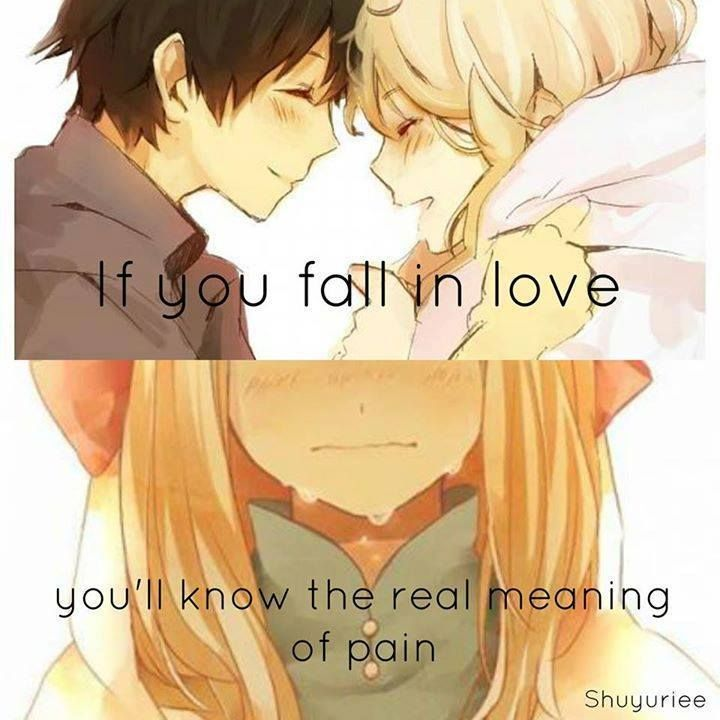 If You Fall In Love...