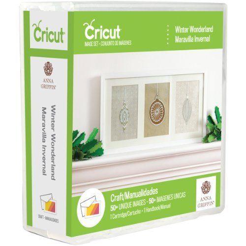 Cricut Cartridge Winter Wonderland (New Never Opened) #Cricut