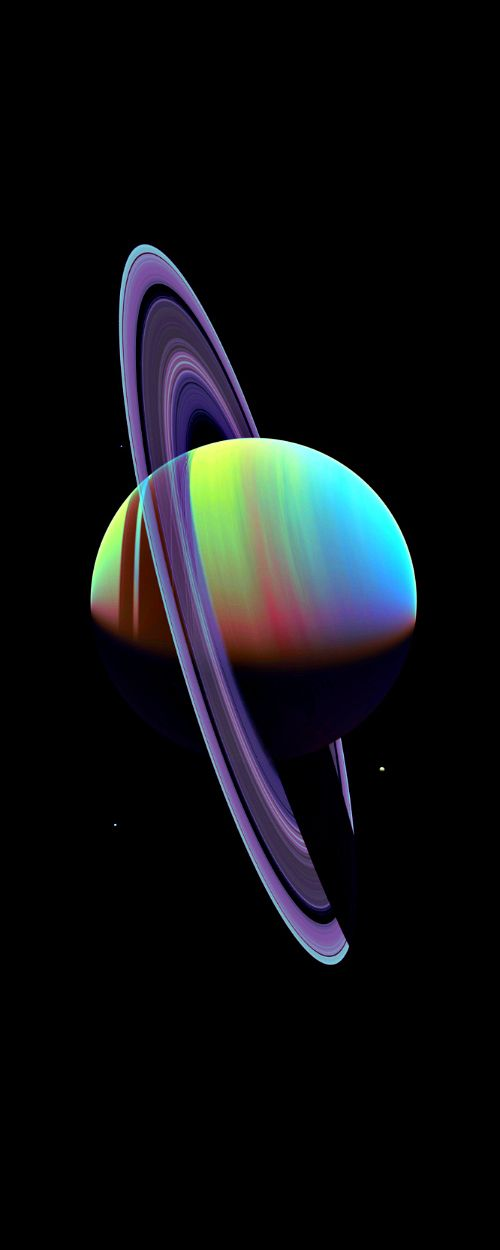 Watch livestream from the ISS ♥ Here sits Saturn... Lord of the Rings... Disk Holder of the Seven Skies of IO... Traveler and Star Sergent of the Universe... In his heart... hes just a happy ol planet... and a handsome one at that... amenhttp://pinterest.com/pin/428756827000533303/