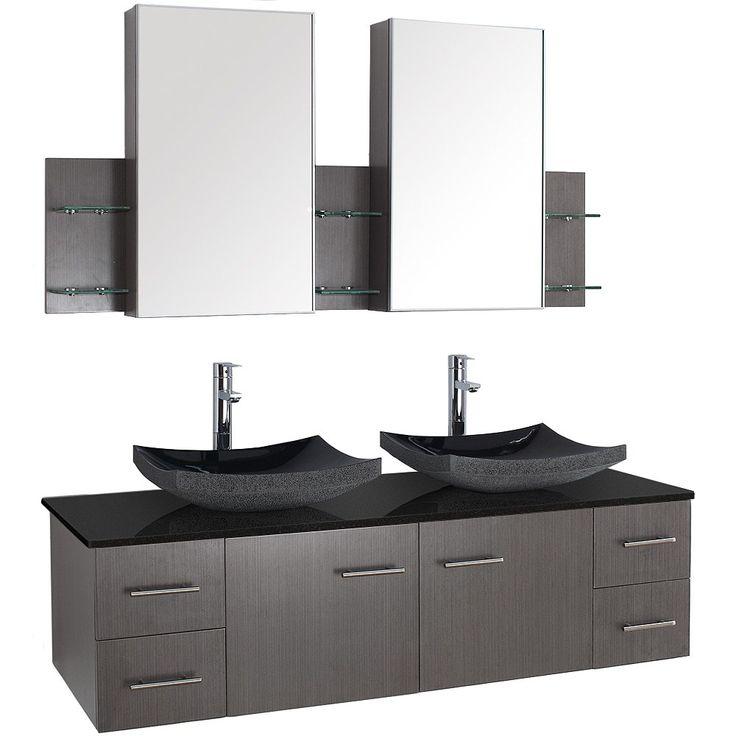 Designer Vanity Units For Bathroom Inspiration 171 Best Bathroom Vanities Images On Pinterest  Bathroom Modern Decorating Inspiration
