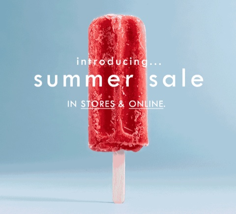 you had me at popsicle | j.crew via liz banfield