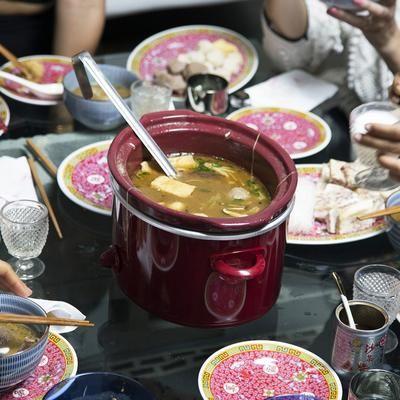 La fondue taïwanaise