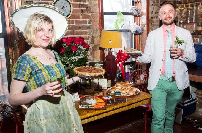 (Brynn's Brooklyn party!) Kentucky Derby means it's time for a Bourbon revival | New York Post