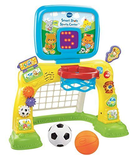 VTech Smart Shots Sports Center VTech http://www.amazon.com/dp/B00KG3WYI2/ref=cm_sw_r_pi_dp_uUjbxb0FMS843