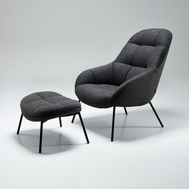 Mango Lounge Chair | KOPERHUIS