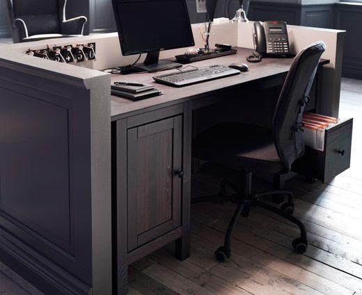 best 25 hemnes schreibtisch ideas on pinterest ikea. Black Bedroom Furniture Sets. Home Design Ideas