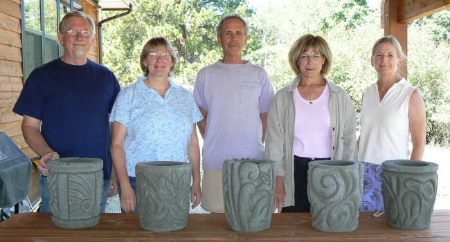 Individual Artist's Studio - Story, WY - August 19 - 21
