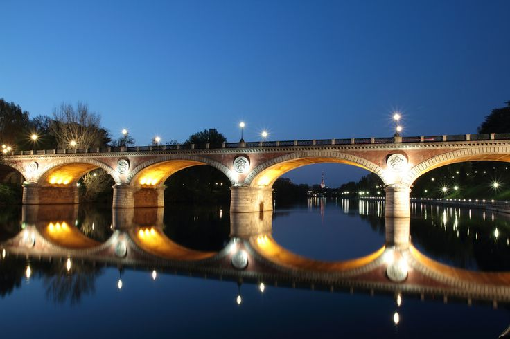 Bridge Isabella  Turin (Italy ) ----  ISABELLA by cancer  on 500px