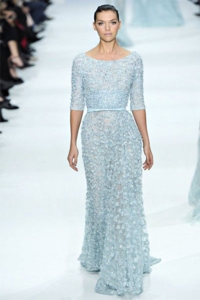 Spring 2012 couture: You Can Haute, Wedding Dressses, Eliesaab, Fashion, Gowns, Spring Summer, Elie Saab Spring, Floral Dresses, Haute Couture