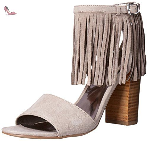 Carlos by Carlos Santana Harper Femmes US 7.5 Gris Bottine - Chaussures  carlos by carlos santana
