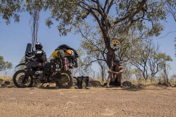 """Bevor unsere Reise startete unternahm ich eine Internetrecherche der besonderen Art: Ich suchte nach dem Grund, warum Motorradreisen """"scheitern"""". Warum kehrten Reisende früher um, als sie es geplant hatten?Waren es…"""