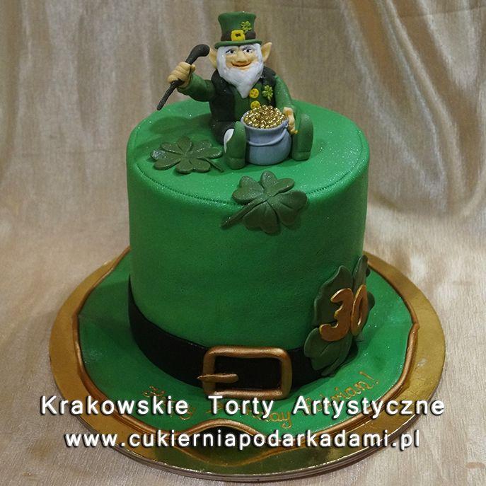 201. Tort w stylu irlandzkim. Irish style cake.