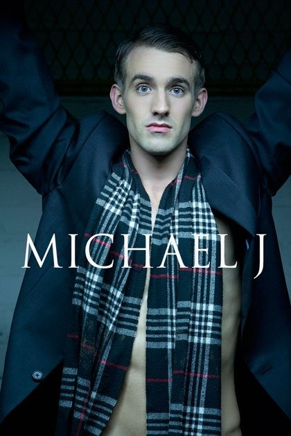 Model Peter O'Conner - Michael J Photography