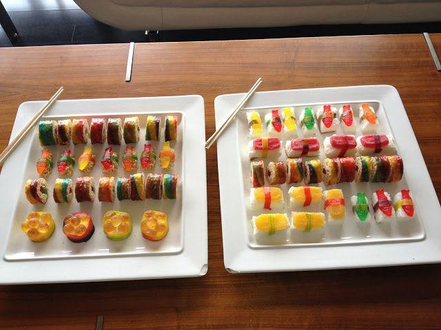Angel Food Cake Fruit Rollup Dessert