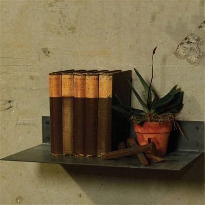 Wide Iron Shelves 10x20 $144.00