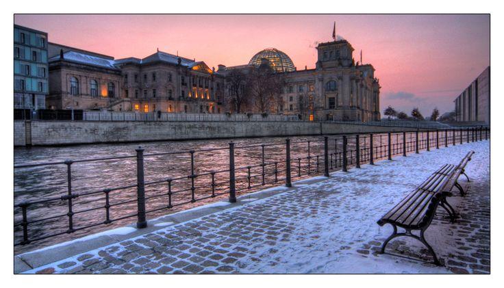 Winter, Berlin