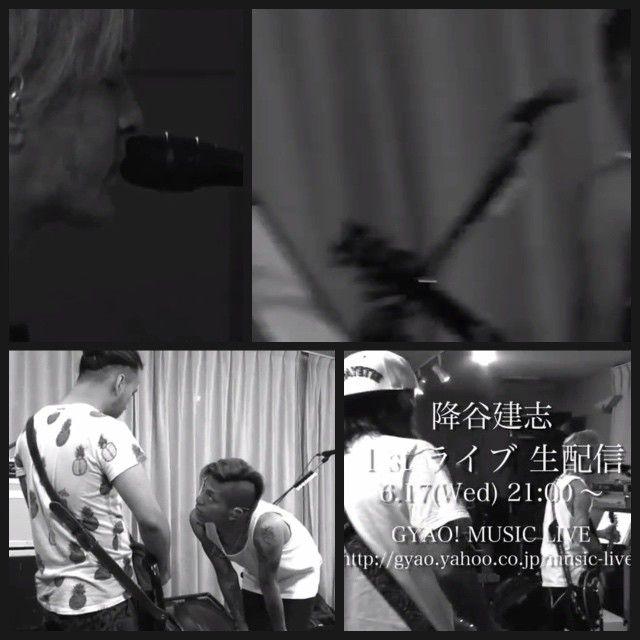 ✑✑✑ Everything Becomes The Music ✑ ALBUMを繰り返し聴き 歌詞と向き合い 21時を待つ... ✑ #神の祝日  #降谷建志 #KENJIFURUYA  #EverythingBecomesTheMusic #すべては音楽になる ・ @m_sakurai @takeshigun #PABLO#武史#渡辺シュンスケ#桜井誠