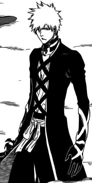 Ichigo (Bankai Inset) - Bleach