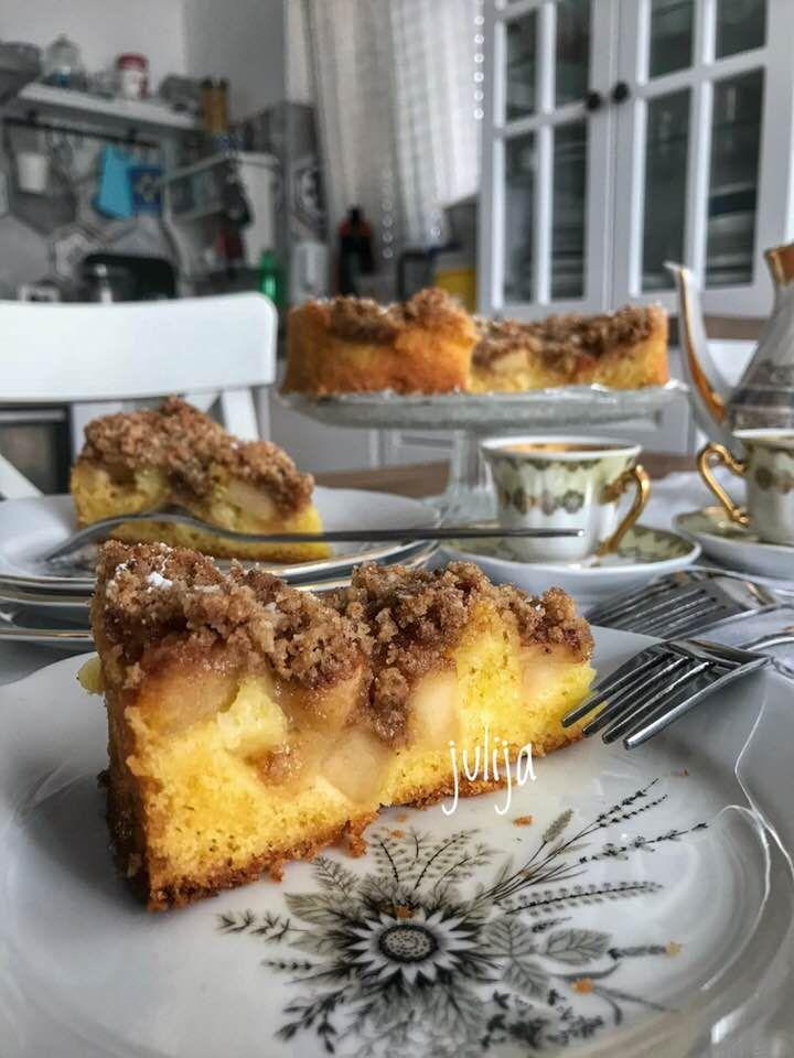 Jednostavni kolači i torte ( a da su ujedno i ukusni) su uvijek favoriti- tim više što više godina ostaje iza mojih leđa. Složiti sve od j...