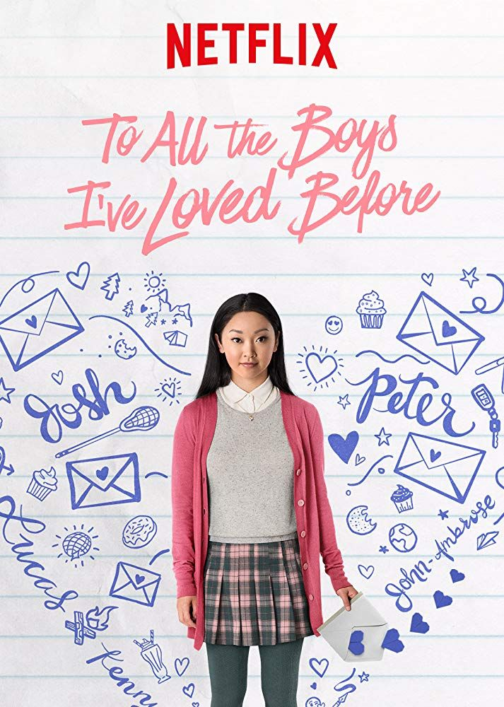 Reviewed To All The Boys I Ve Loved Before Is The Perfect Teenage Rom Com For The Summer Moviereview Trailer Toalltheboysivelovedbefore Peliculas Chicas Peliculas De Romance Peliculas De Amor