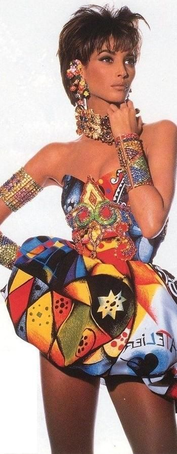 Vintage Versace fashion ♥✤ | Keep the Glamour | BeStayBeautiful