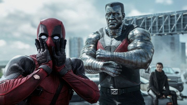 Ryan Reynolds Thinks Superhero Movies Should Have More Sex And Violence