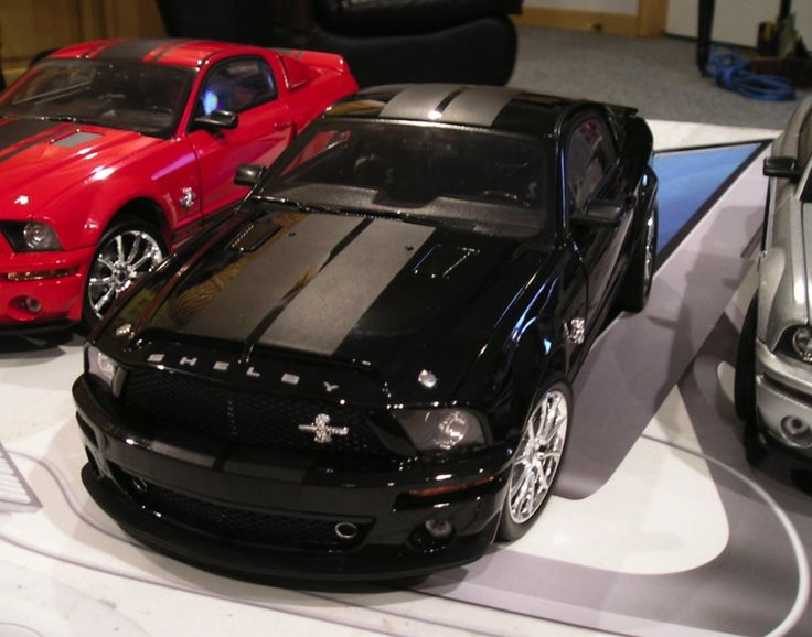 Shelby Collectibles: KR, Super Snake 2008