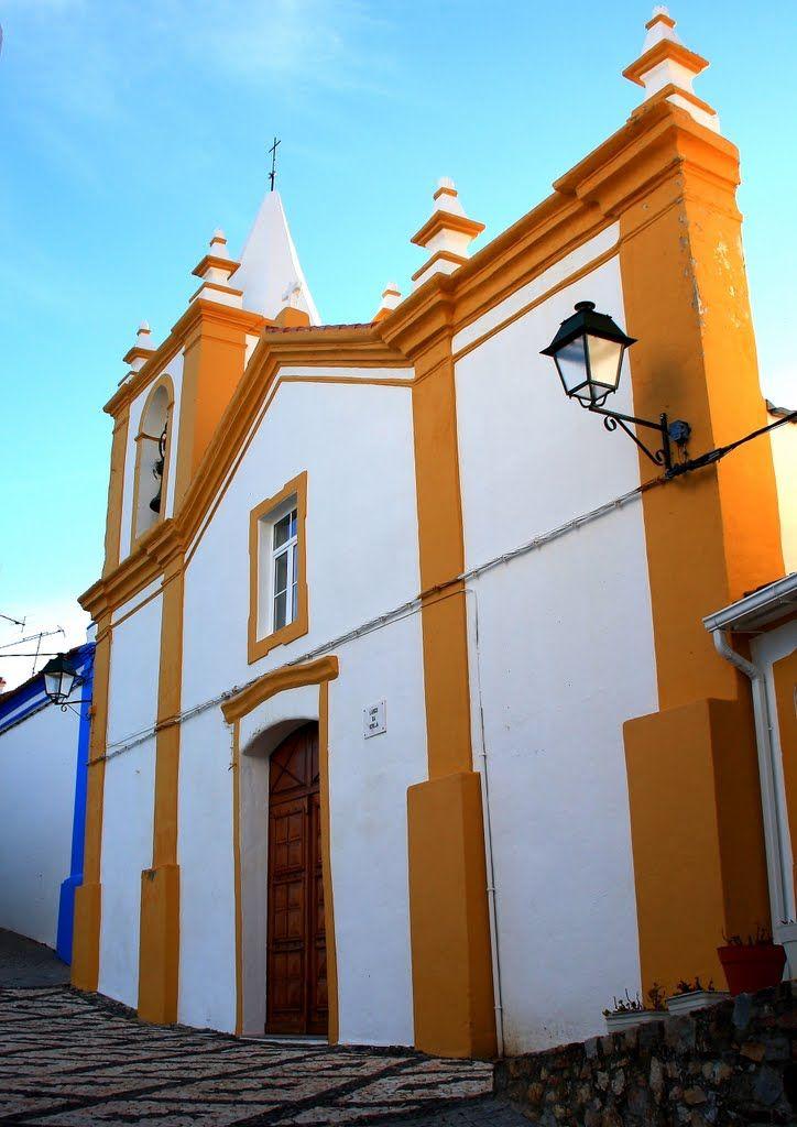 Igreja de Nossa Senhora da Alegria, Alegrete, Portugal