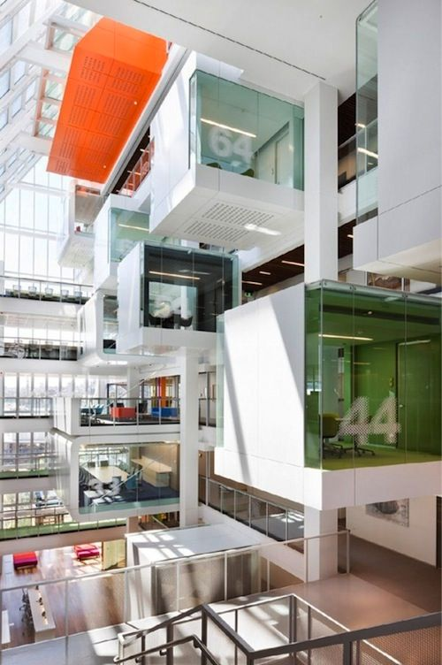 One Shelley Street, The Macquarie Group Offices