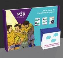 Case Congresso de Comunicação Interna   P3K Comunicação – Agência de Comunicação Interna Estratégica e Endomarketing