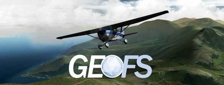 Geofs the free online flight simulator flight