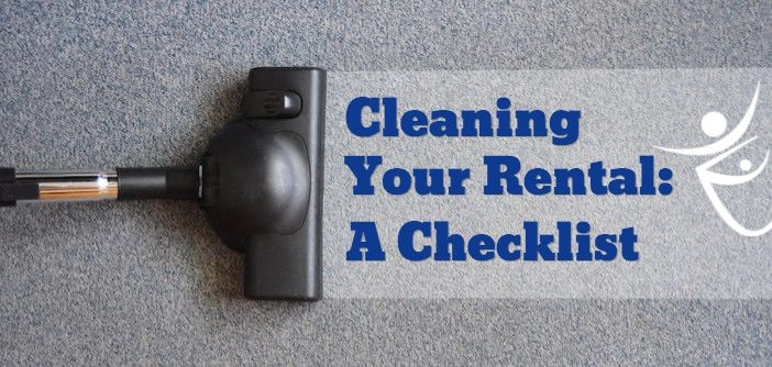 So, your tenant moved out and you have a vacancy to fill. Learn how to quickly & expertly get your property in tip top shape with this checklist!