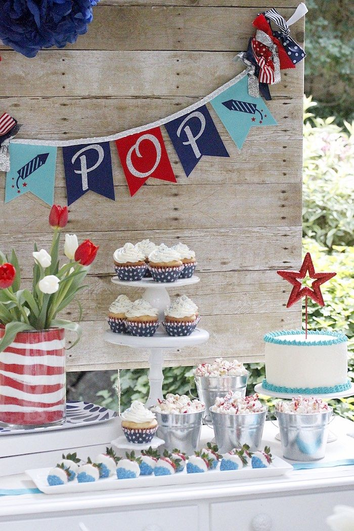 190 best 4th of july party ideas images on pinterest 4th for 4th of july celebration ideas