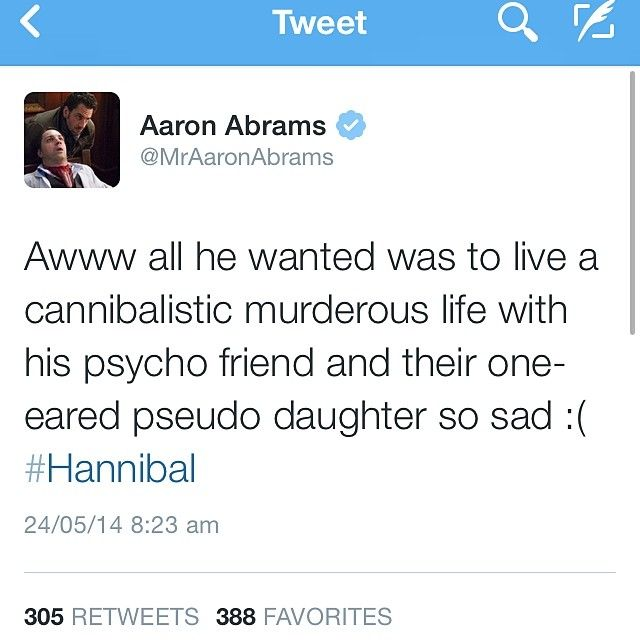 Aaron Abrams understands...I say if the actors ship the relationship it's definitely real
