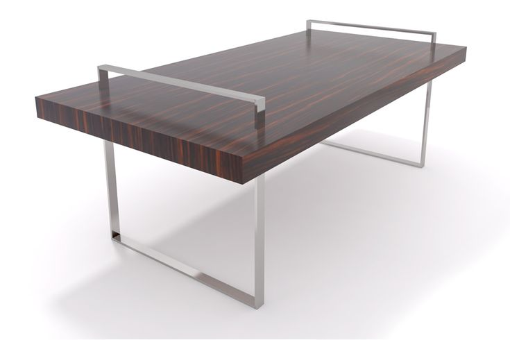 #annkersen #coffeetable #wood #stainless #moderndesign #hautdegamme #pullout
