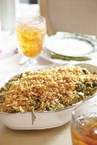 Best-Ever Broccoli Cheese Casserole...Paula Deen