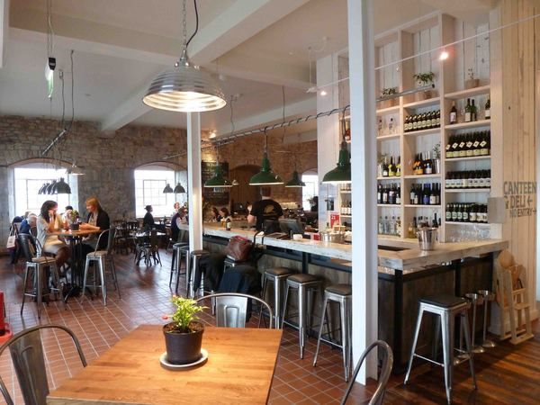 River Cottage Canteen in Plymouth - Hugh FW strikes again, this time in King William Yard