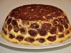 Jak jednou ochutnáte tento jednoduchý palačinkový dort, klasicky ho už připravovat nebudete!