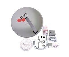 Triax Viasat pakke 1 | Satelittservice tilbyr bla. HDTV, DVD, hjemmekino, parabol, data, satelittutstyr