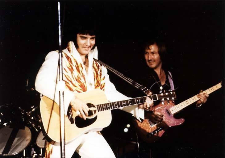 Elvis - Dayton,OH. October 26th 1976
