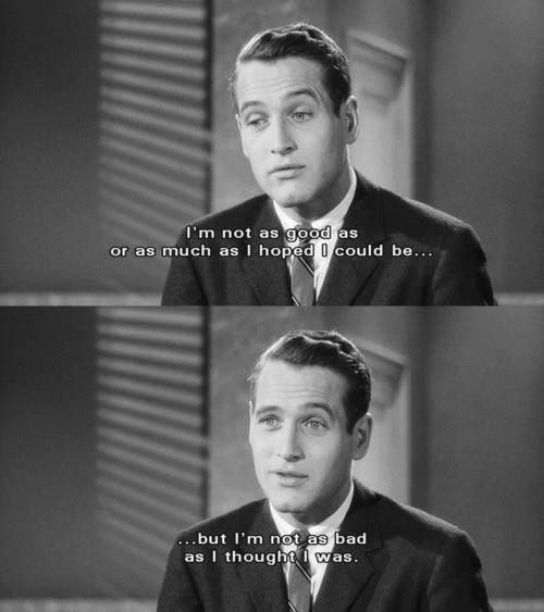 Paul Newman, 'The Young Philadelphians', 1959  Love this movie so much!