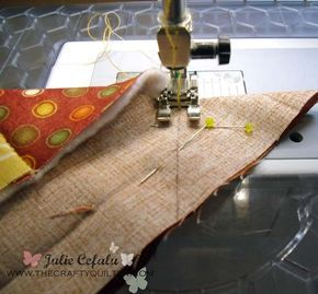 Amazing tutorial on how to do metered corner binding!! I knew I was missing something when trying this on the last blanket I made!!