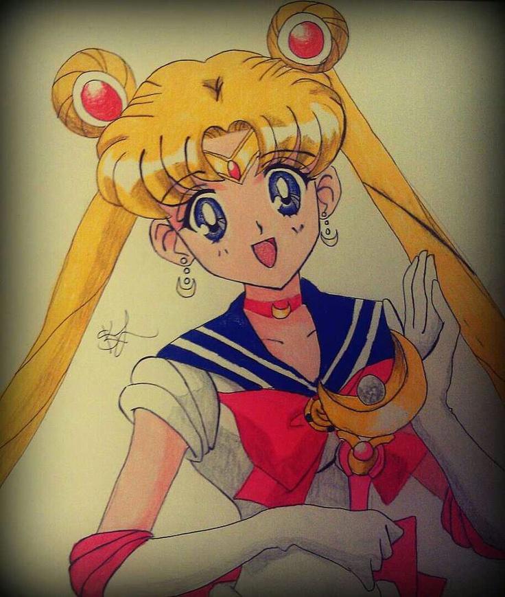 Sailor Moon Zeichen