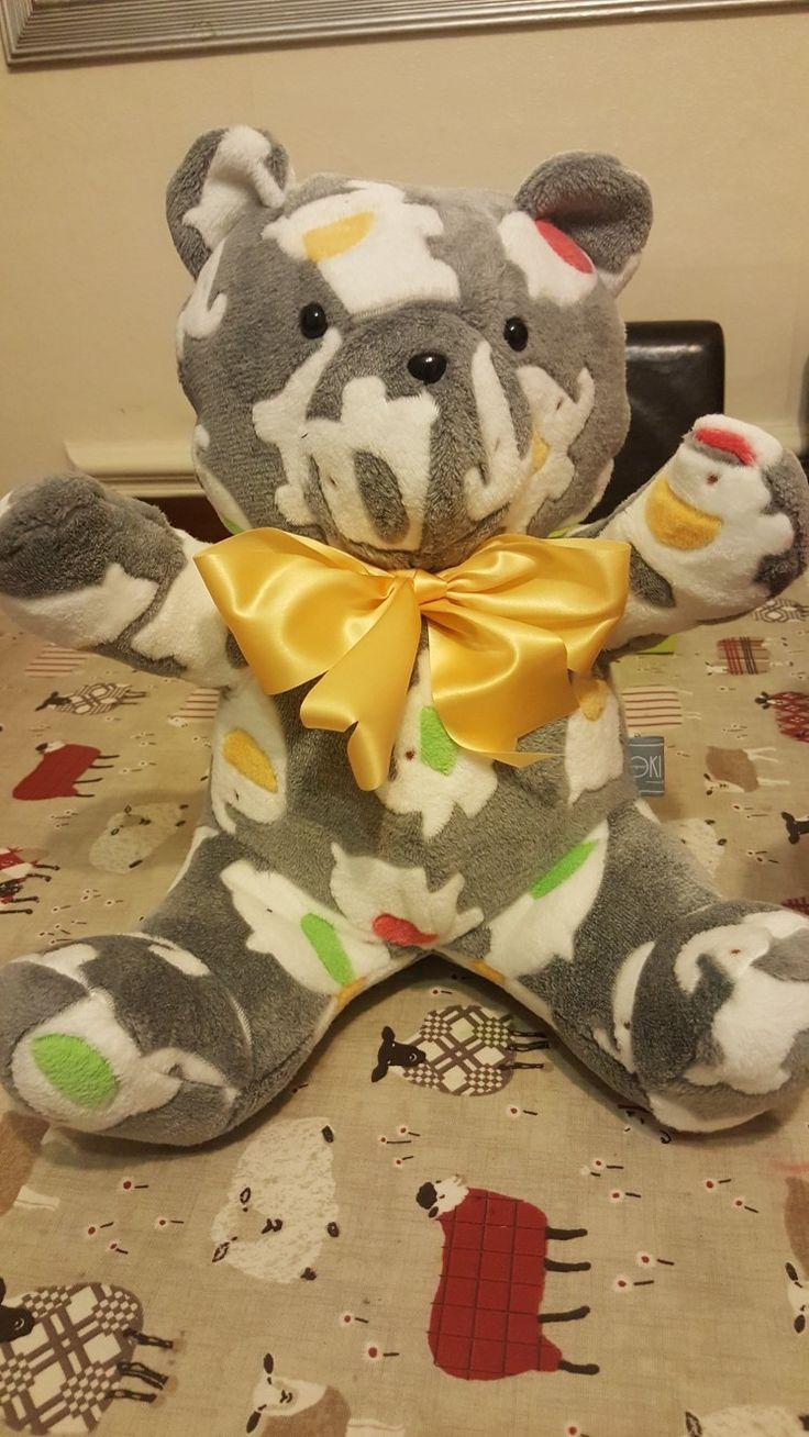 Oki Doki Bears - handmade £25 each